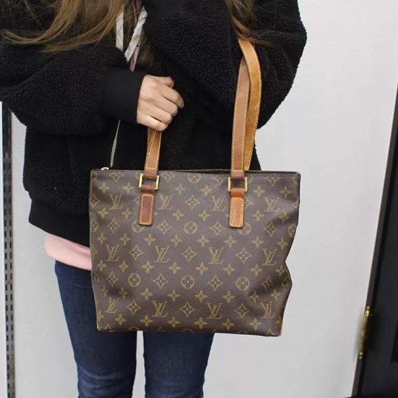 845efb7a71da Louis Vuitton Handbags - Auth Louis Vuitton Cabas Piano Bag